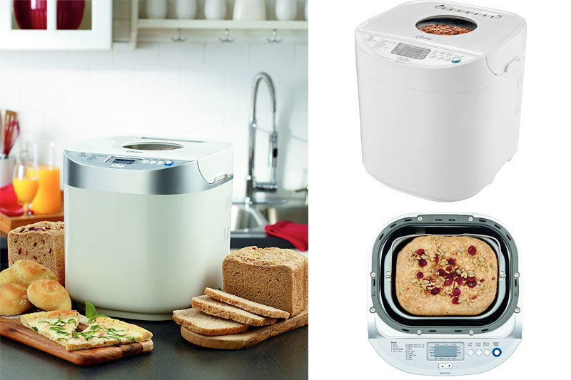 Top 10 Best Bread Machine for Healthy Breakfast in Review