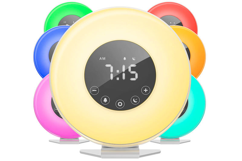 Top 10 Best Electronic Alarm Clock to Wake You Up in Review