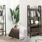 Top 10 Best Ladder Shelves to Decorate Your Room in Review