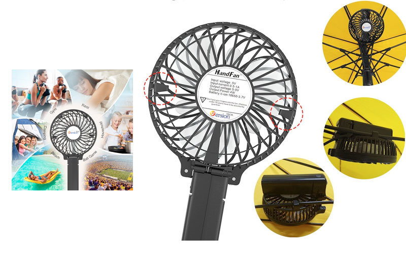 Top 10 Best Mini Misting Fans for Outdoor Use in Review