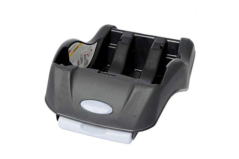 Evenflo Embrace 35 Infant Car Seat Base, Black (Discontinued by Manufacturer)