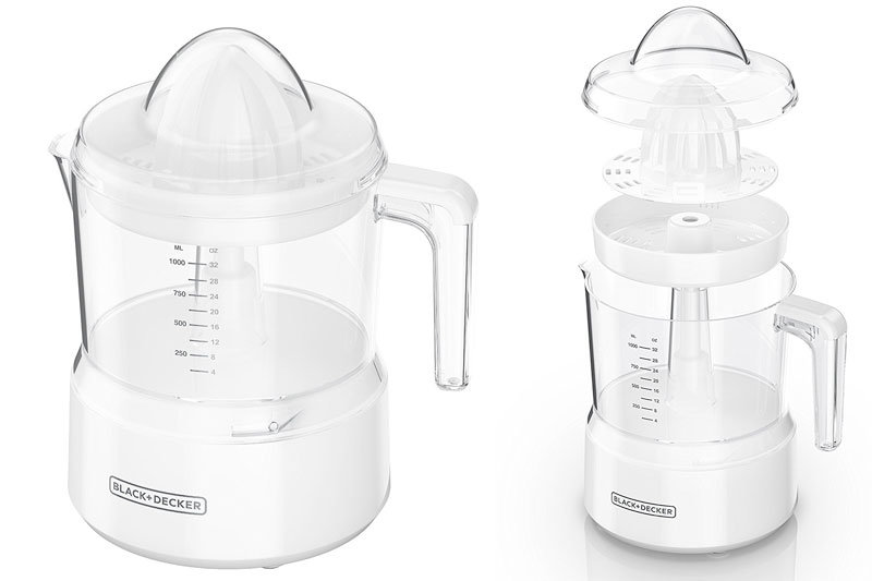 32oz Citrus Juicer, White, CJ650W