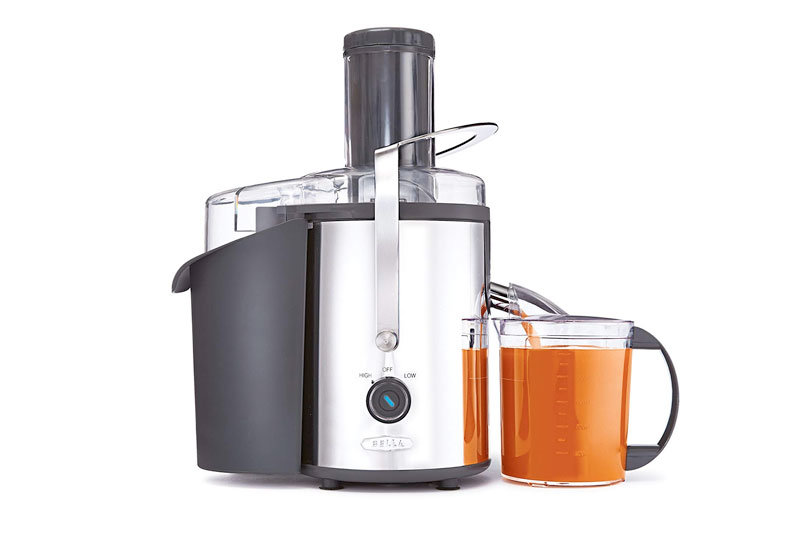 High Power Juice Extractor, Stainless Steel