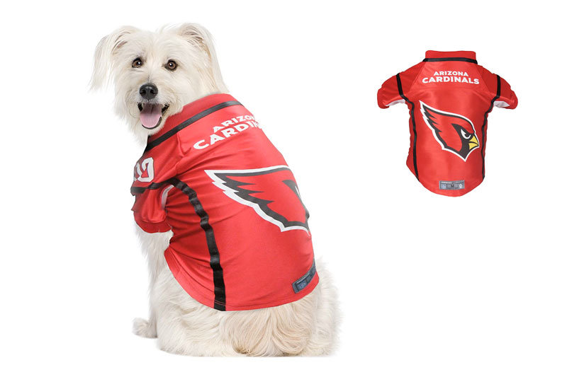 Top 10 Best Sports Fan Pet Jerseys for 2018 in Review