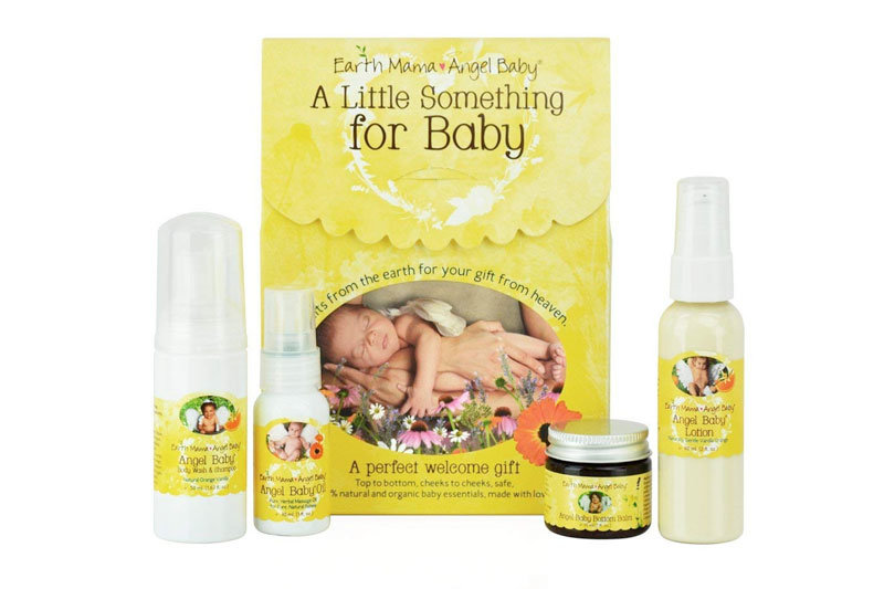 A Little Something For Baby Gift Set, 4 Piece