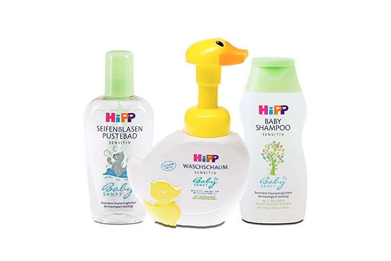 Top 10 Best Travel Bathing Kits for Baby in Review 2021
