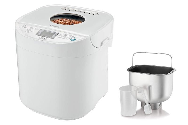 Express bake Bread Machine, 2 Pound, White