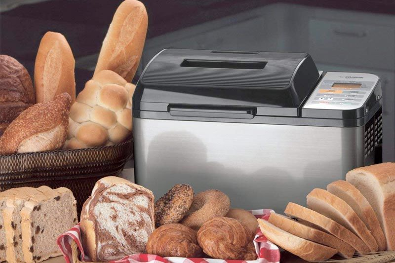 Home Bakery Virtuoso Bread Maker with Gluten Free Menu setting