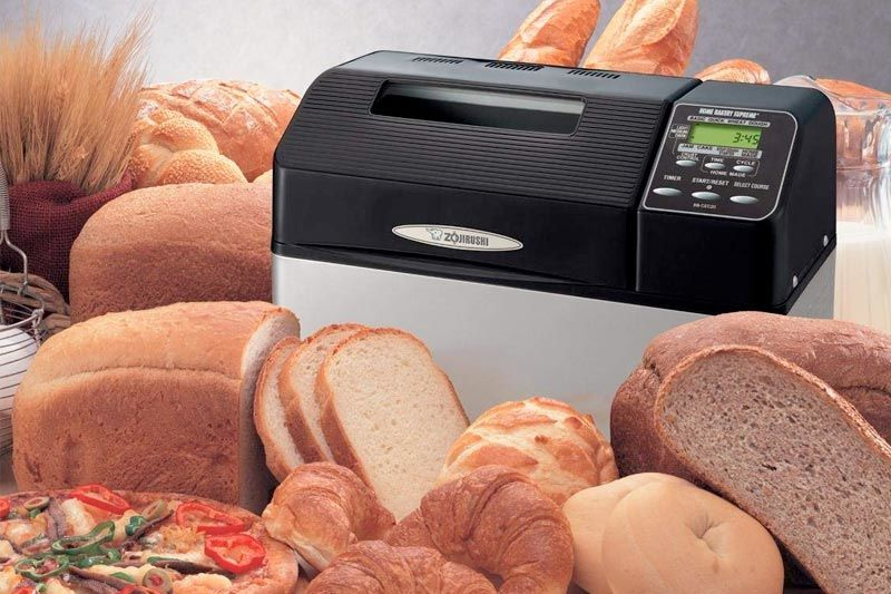 BB-CEC20 Home Bakery Supreme 2-Pound-Loaf Bread Maker, Black