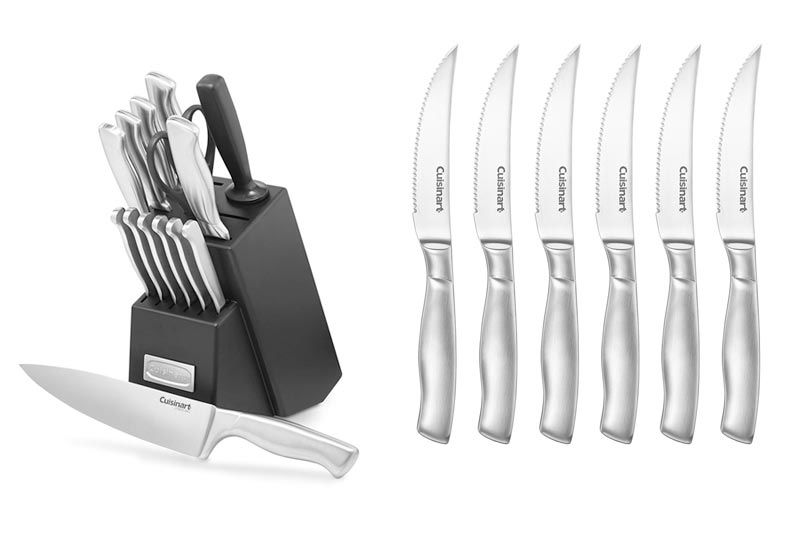 Top 10 Best Block Knife Sets for Clean Kitchen in Review