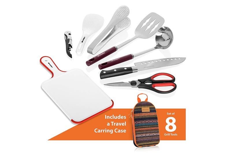 amp Kitchen Utensil Organizer Travel Set