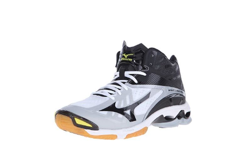 Mizuno Men's Wave Lightningz2 Mid Volleyball Shoe