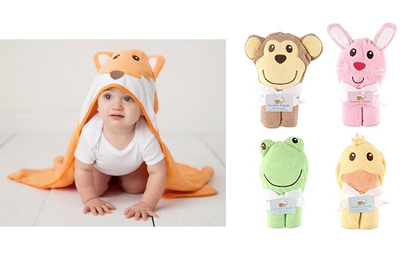 Top 10 Best Hooded Towels to Keep Your Baby Warm in Review