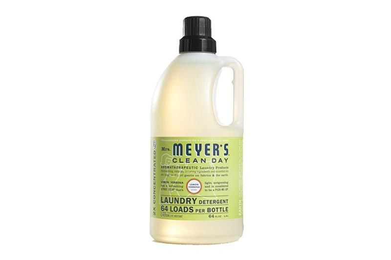 Mrs. Meyer's Clean Day Laundry Detergent, Lemon Verbena, 64 fl oz