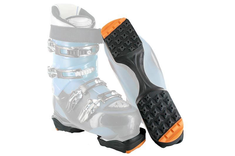 Yaktrax SkiTrax Ski Boot Tracks Traction and Protection Cleats (Pair)