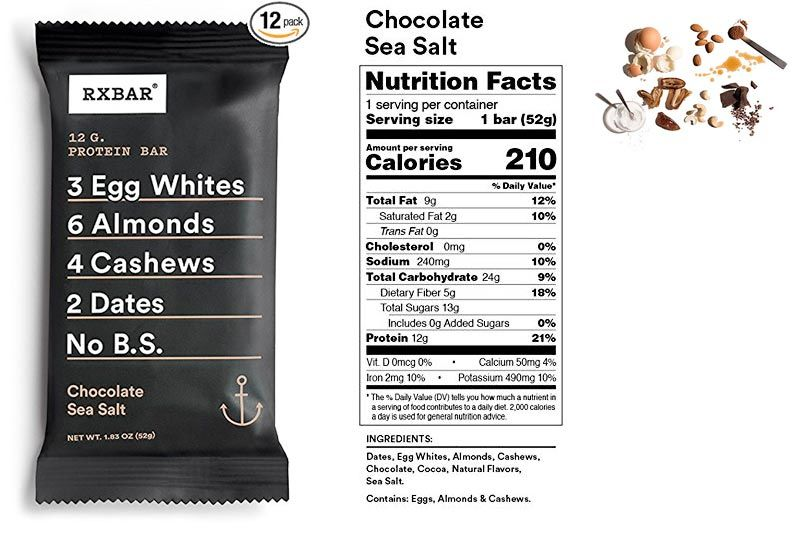Best Sports Nutrition Protein Bars