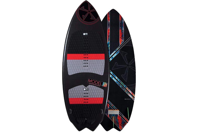 Phase Five Model X Wakesurf Board 53""
