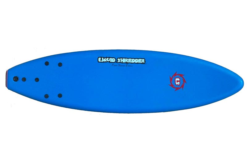 Liquid Shredder FSE EPS/PE Soft Surf Board