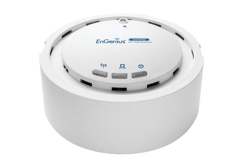 EnGenius EAP350 N300 High-Power Wireless Gigabit Indoor Access Point/WDS/Repeater, N300