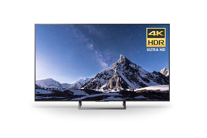 Sony KD43X720E 43-Inch 4K Ultra HD Smart LED TV (2017 Model)