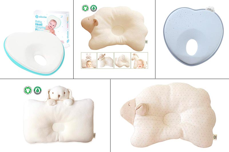 Best Baby Head Shaping Pillows to Buy in Review 2018