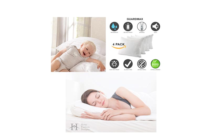 Best Bug Proof Pillow Protectors to Buy in Review 2018