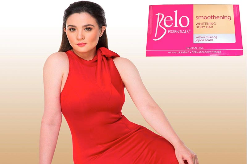 Belo Essentials Smoothing Whitening Boby Soap with DermWhite Plus One Bar 135 Gm