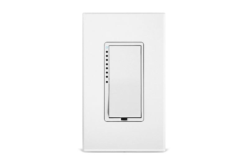 Insteon Smart Wall Switch, Works with Alexa via Insteon Hub, Uses Superior Dual-Mesh Wireless Technology for Unbeatable Reliability - Better than Wi-Fi, Zigbee & Z-Wave