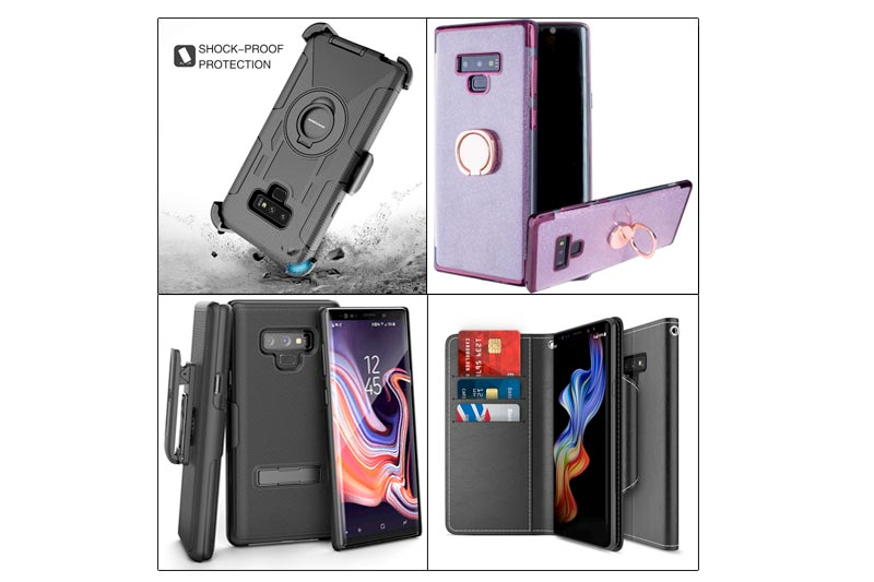 Best Galaxy Note 9 Case to Buy in Review 2018