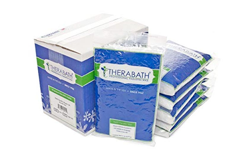 Therabath Paraffin Wax Refill - Use To Relieve Arthitis Pain and Stiff Muscles - Deeply Hydrates and Protects - 6 lbs Scent Free