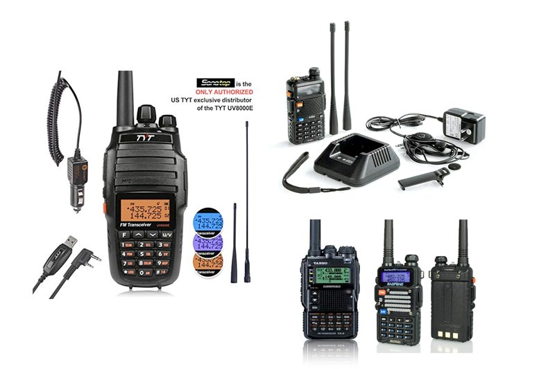 Best Handheld Ham Radio for Beginners in Review 2018