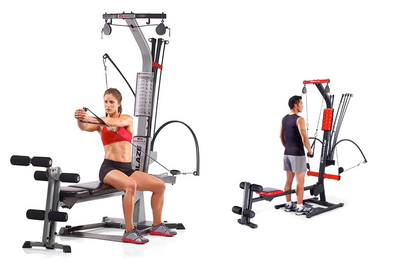 Best Home Gym Equipment for Bodybuilding in Review 2018