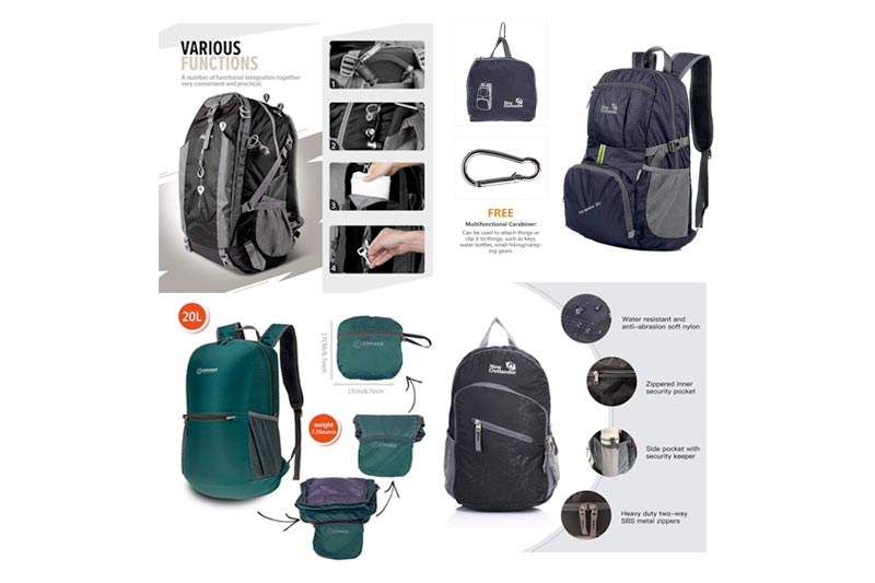 Best Lightweight Hiking Backpack in Review 2018