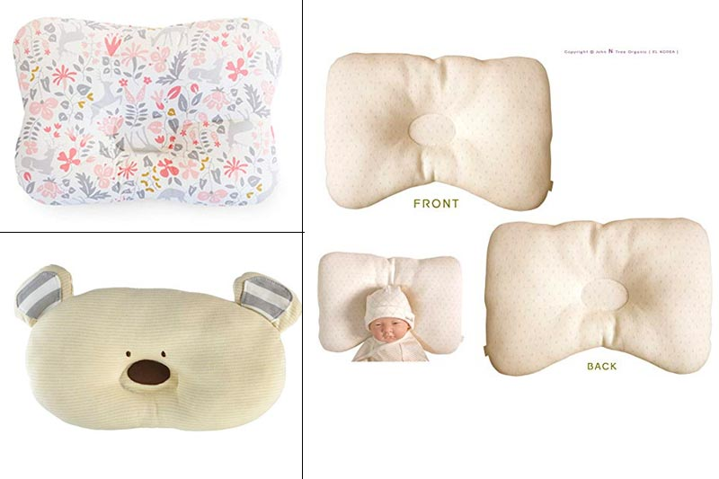 Best Organic Cotton Protective Pillow for Infants in Review 2018