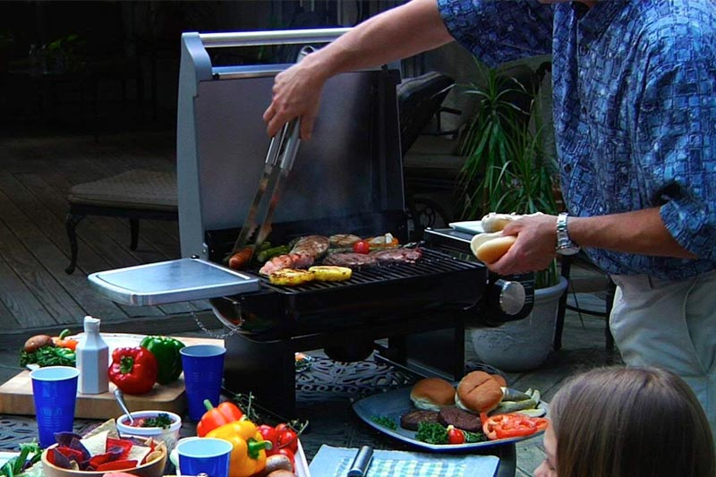 Best Outdoor Tabletop Grills to Buy in Review 2018
