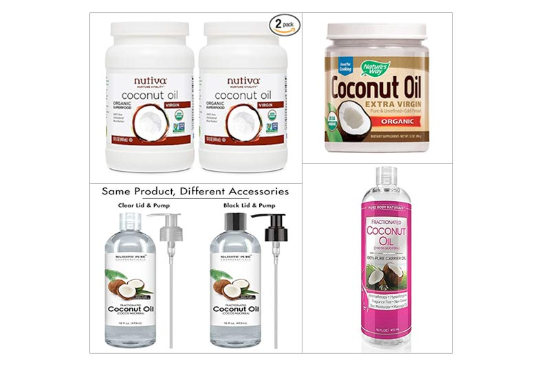 Best Quality Coconut Oils in Review 2018