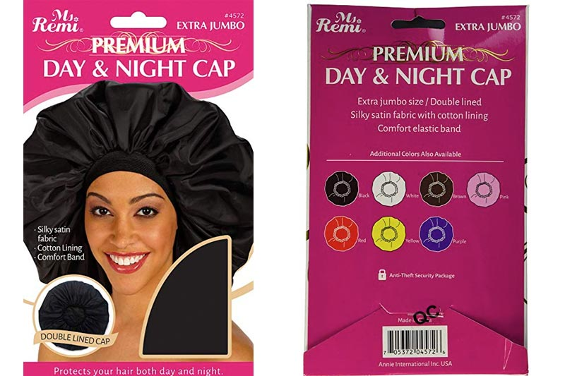 Ms. Remi Deluxe Extra Jumbo Day and Night Cap