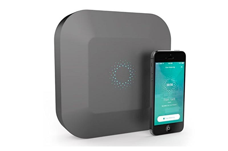 Blossom 7 Smart Watering Controller, 7 Zone, WiFi, Compatible with Alexa