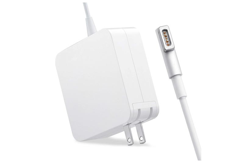 Macbook Pro Charger, Ac 60W Magsafe (L-Tip) Replacement Connector Power Adapter for Macbook Pro with 13-inch display - Before Mid 2012