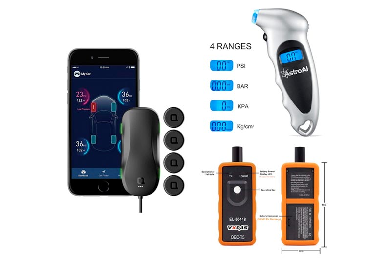 Best Tire Pressure Monitoring Devices for Driver in Review 2018