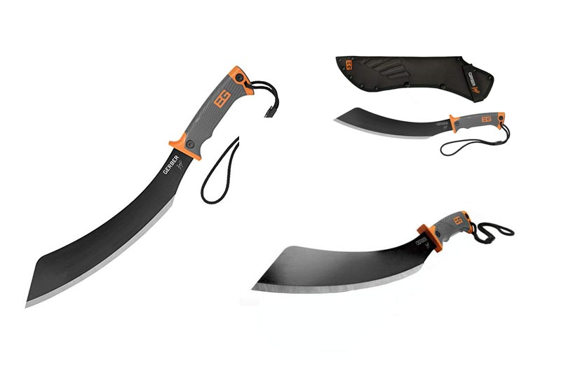 Best Unharmed Machete for Camping in Review 2018