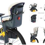 Top 10 Best Baby Bike Seats At The Back in Review 2021