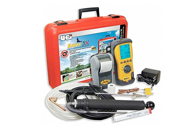 Portable Combustion Analyzer,NOX Sensor