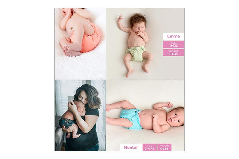 Best Cloth Diapers for Newborns : 10 Cheap, All in One, Reusable