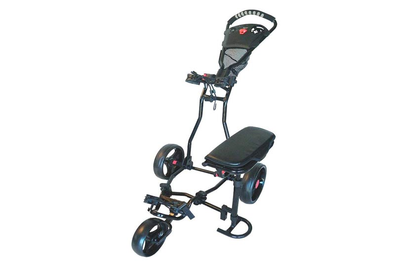 Spider 3 Wheel Golf Cart with Seat