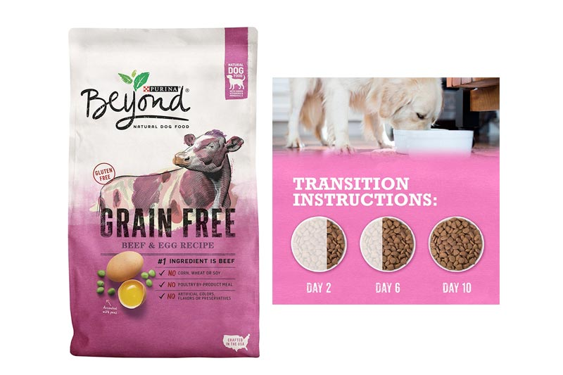 Purina Beyond Grain Free Recipe Adult Dry Dog Food