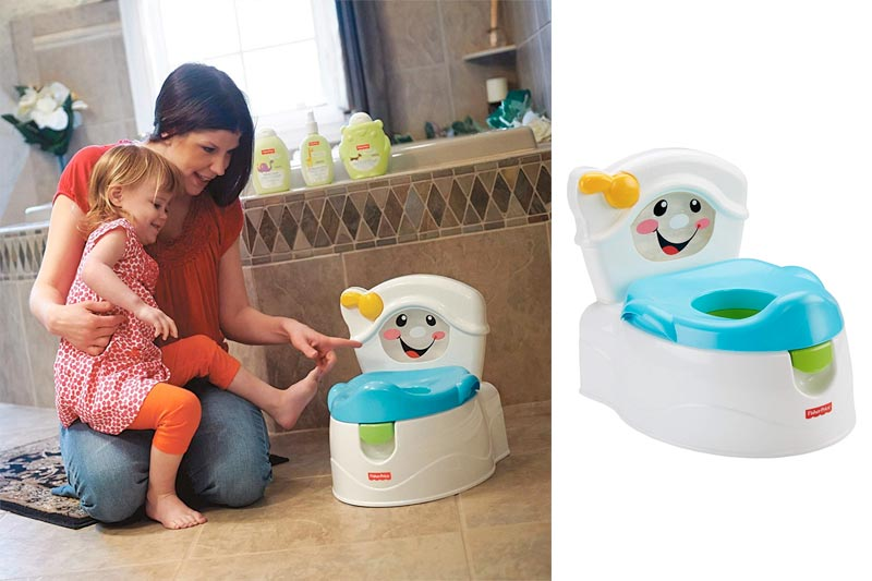 Fisher-Price Learn-to-Flush Potty