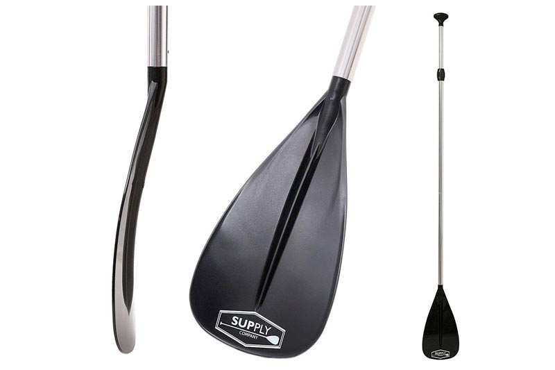 Adjustable SUP Paddle - 3 Piece Travel Stand Up Paddle - Explorer Series