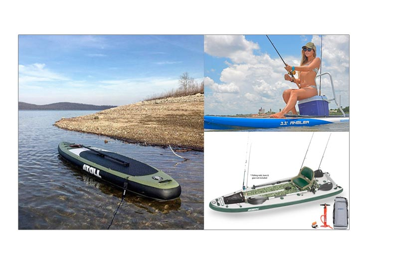 Fishing Paddle Board Reviews 2018