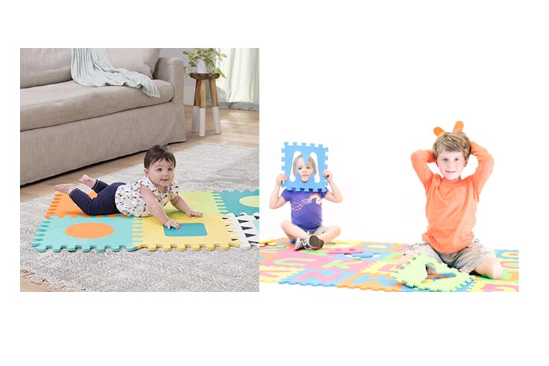 Soft Foam Puzzle Mat For Kids Review 2018